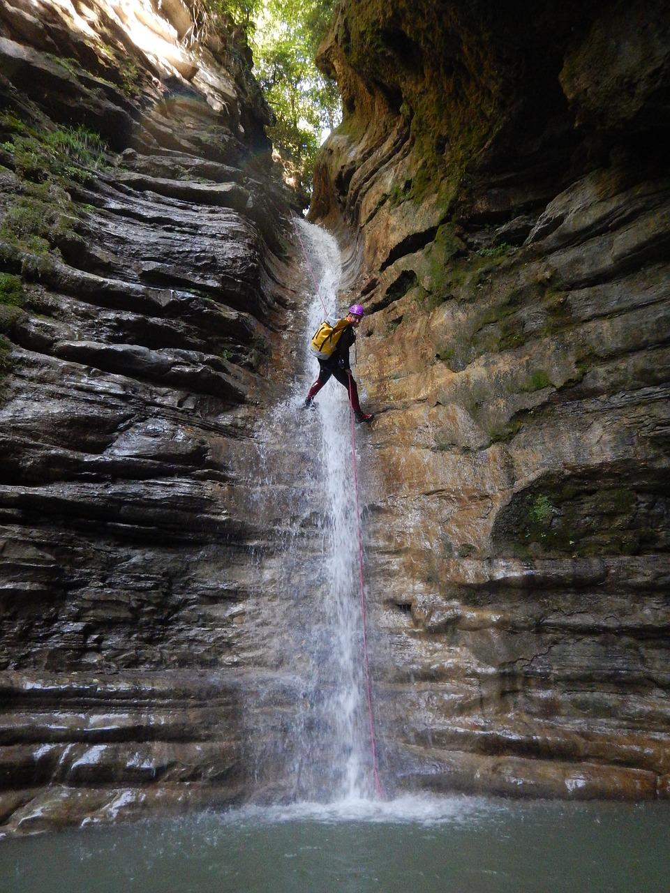 cascada en navarra